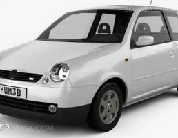 ماشین فلوکس واگن مدل Lupo سال 1998