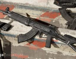 اسلحه Sako Rk95tp