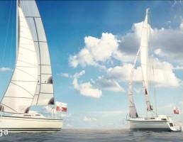 کشتی دریایی