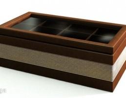 جعبه چوبی تزیینی
