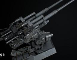 اسلحه 12_8cm Flakzwilling 40