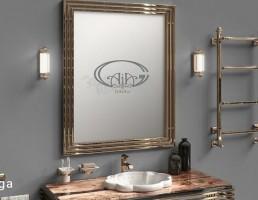 ست آینه و کنسول حمام