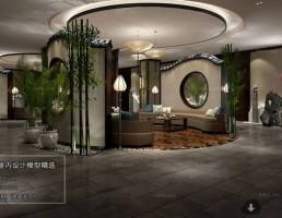 هتل سبک آسیایی