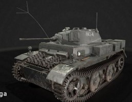 تانک WW2