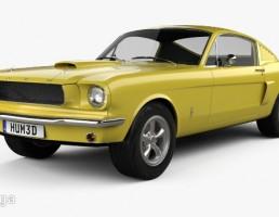 ماشین فورد موستانگ سال 1965