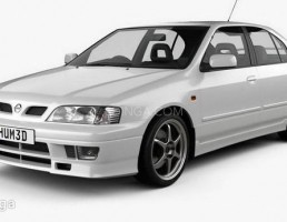 ماشین نیسان مدل Primera GT سال 1997
