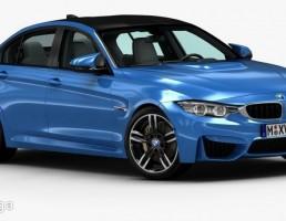 ماشین BMW سال 2015