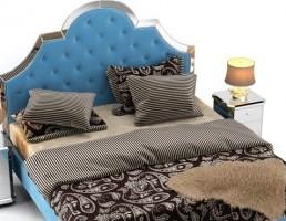 تختخواب کلاسیک Garda Decor
