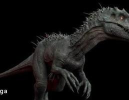 دایناسور Indominus rex