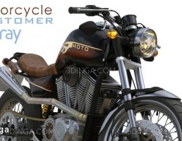 موتور سیکلت مدرن