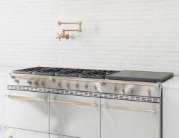 اجاق گاز + فر آشپزخانه + هود
