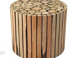 میز چوبی برای فضای باز