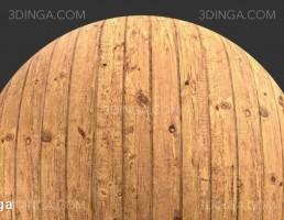 تکسچر قطعات چوبی