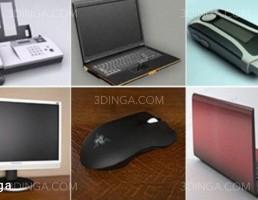 مجموعه دسک تاپ و لپ تاپ