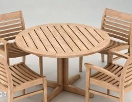 ست میز و صندلی فضای باز