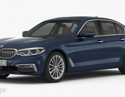 ماشین BMW سال 2017