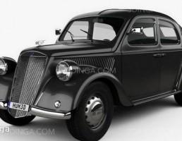 ماشین لانسیا آردا سال 1939