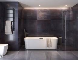 فضای توالت و حمام