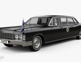 ماشین Lincoln Continental سال 1969