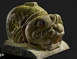 مجسمه زومبا