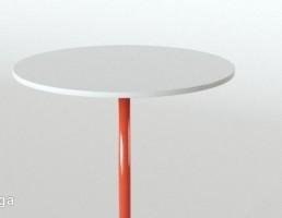 میز گرد مدرن