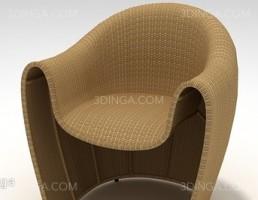 صندلی راحتی فضای باز