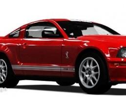 فورد مدل  Shelby GT500 سال 2007
