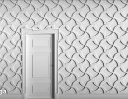 پانل دیواری کلاسیک