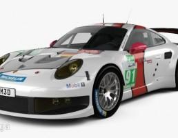 ماشین پورشه مدل 911 Carrera   سال 2011