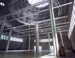 صحنه داخلی ساختمان