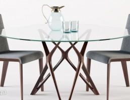 میز و صندلی کلاسیک