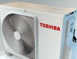 تهویته هوای toshiba
