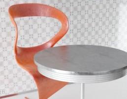 صندلی + میز آشپزخانه