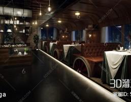 رستوران مدرن چینی