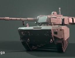 تانک کاپلان MMWT