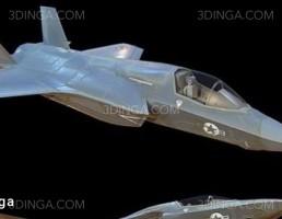جت جنگنده F35
