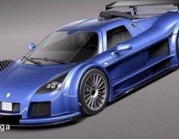 خودرو Gumpert Apollo