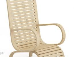 صندلی باغی مدرن