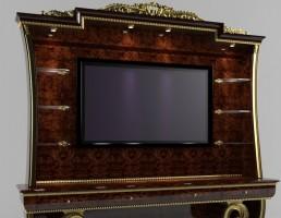 میز تلویزیون کلاسیک