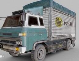 کامیون نیسان دیزل