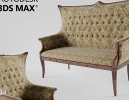 مبل + صندلی راحتی