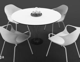 ست میز و صندلی نهار خوری