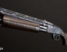 اسلحه Doom Shotgun