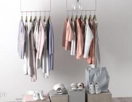 فروشگاه لباس و کفش