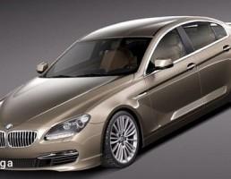 بی ام دبیلیو مدل Gran Coupe سال 2013