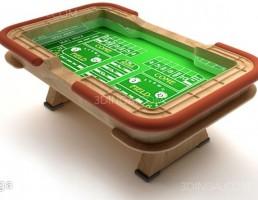 میز بازی پوکر