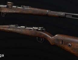 اسلحه آلمانی Kar98k