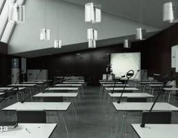 صحنه کلاس درس