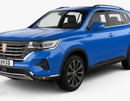 ماشین Roewe  مدل RX5 سال 2019