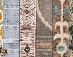 کالکشنی از فرش های جنوب غربی آمریکا